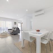 Douro white furniture line - Open plan living