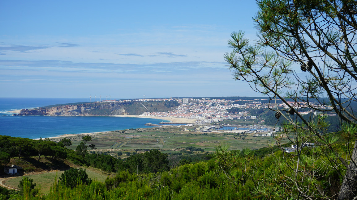 Plage de la Serra da Pescaria Salgado Portugal