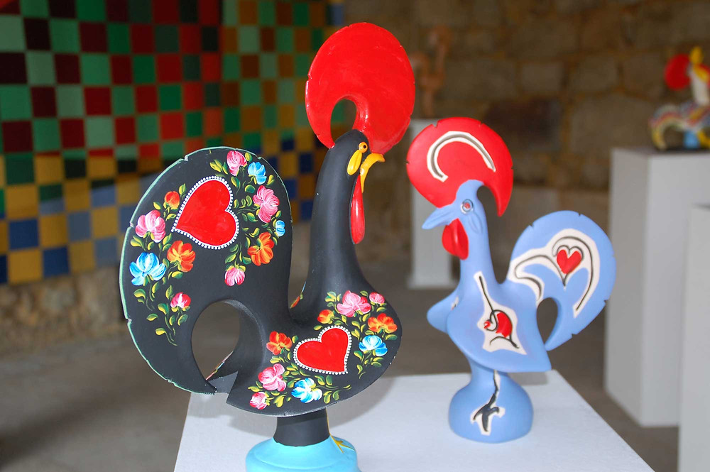 The Portuguese Galo de Barcelos