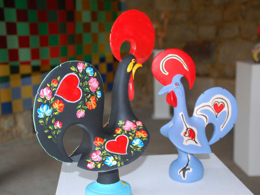 "The Portuguese ""Galo de Barcelos"": a story of faith, justice and good-luck"