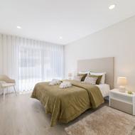Elegance white and beige furniture
