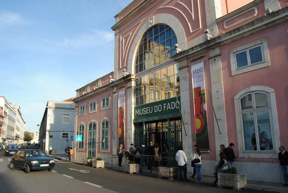 Museu do Fado in Lisbon. Image credits: www.facebook.com/museu.do.fado