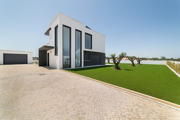 Modern villas Presprop Portugal Construction