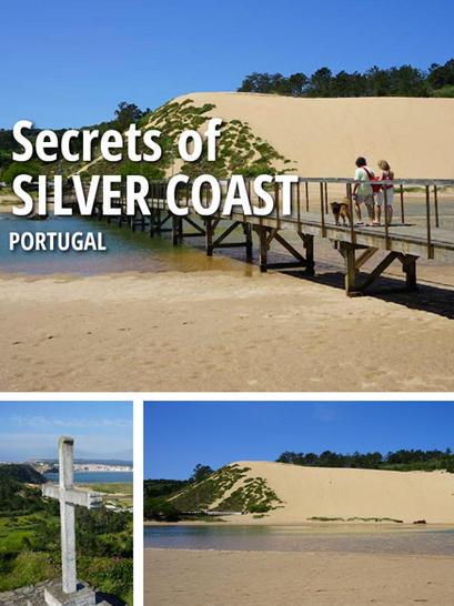 34 - Les plus grandes dunes de sable du Portugal