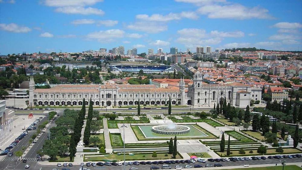 Jerónimos Monastery Lisbon Monuments