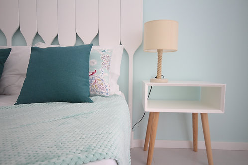 Cais Bedside table without draw