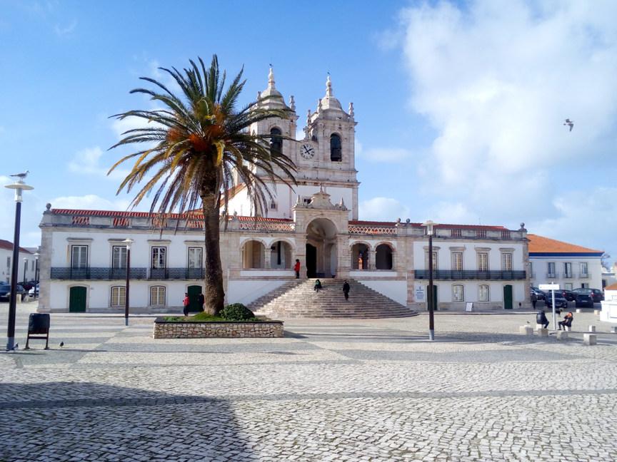Sitio Nazare Église Notre-Dame de Nazaré