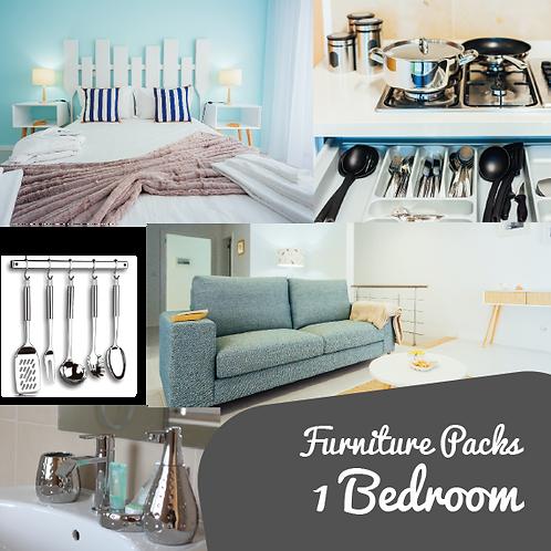 Furniture Packs - 1 Bedroom