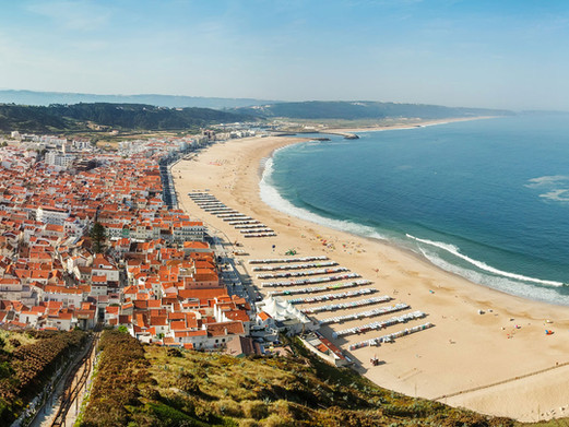 Top 10 places to visit in Nazaré Portugal