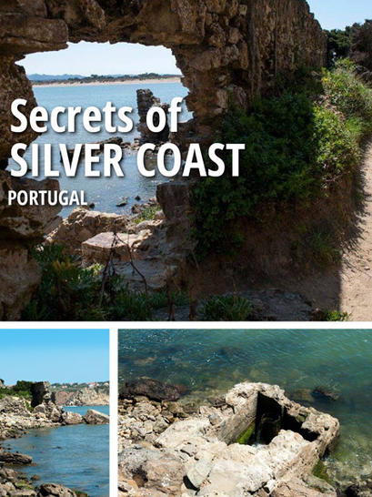 "33 - Ruines de l'ancienne ""Alfândega"" (Douane) à Salir do Porto"