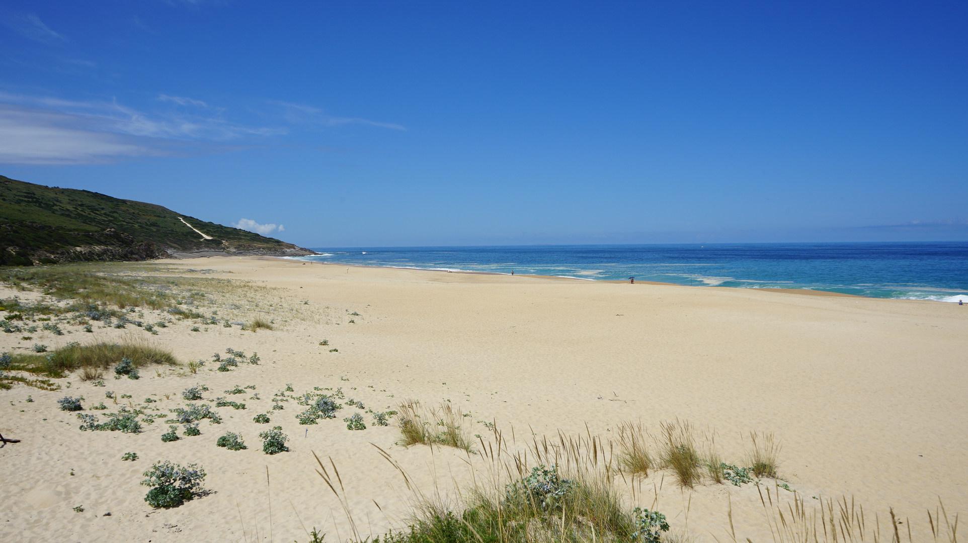 Salgado Beach Portugal