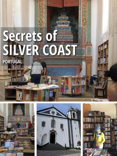 3 - Une librairie dans une église - Igreja de São Tiago à Óbidos