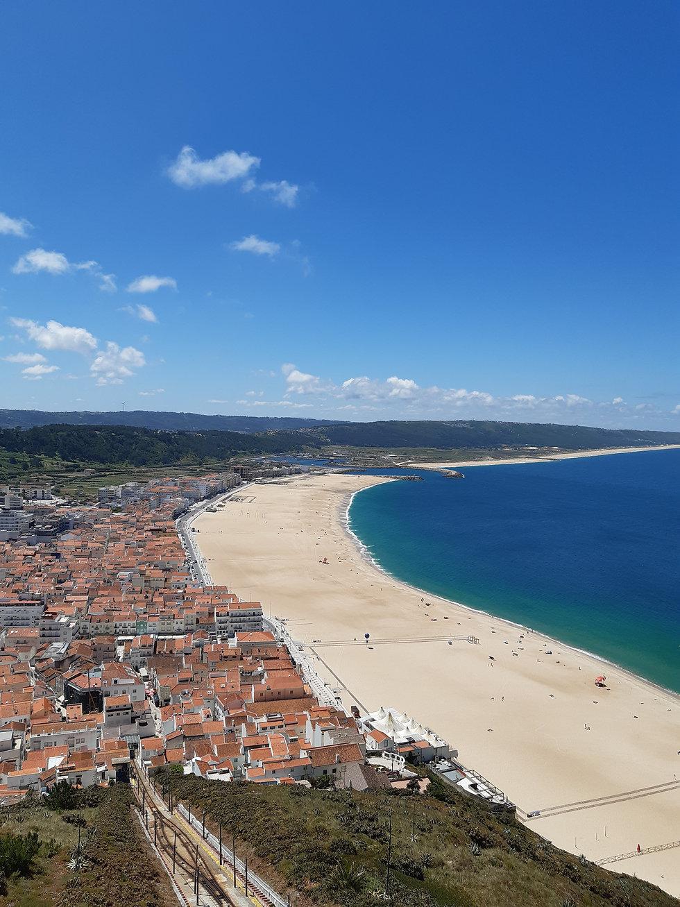 Portugal Nazare views