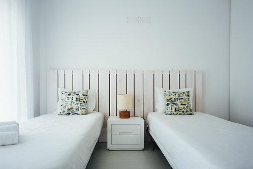 Palette Headboard - Single beds