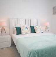 SCH - Bedrooms - Double - turquoise