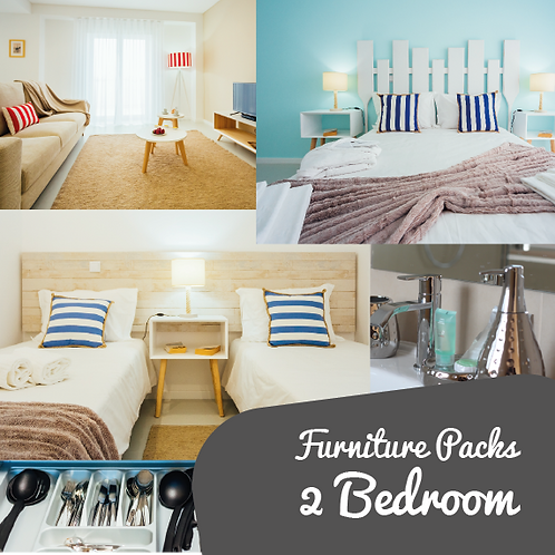 Furniture Packs - 2 Bedroom