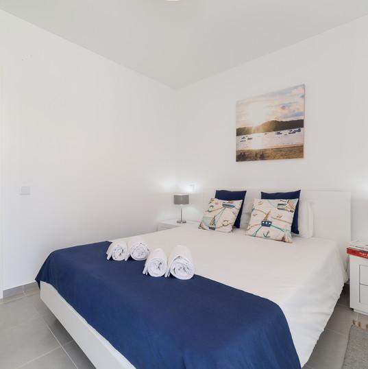Douro white furniture line - sidetables