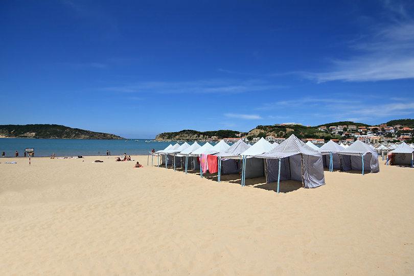 Sao Martinho do Porto | Summer beach day
