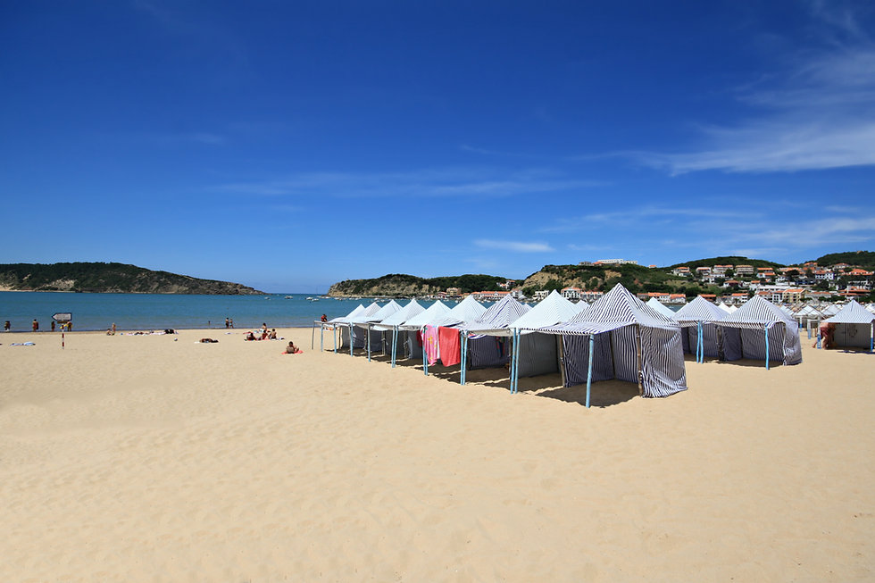 Sao Martinho do Porto | Summer beach day