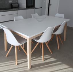 Cais Rectangular Dining Table SCH-Furnit