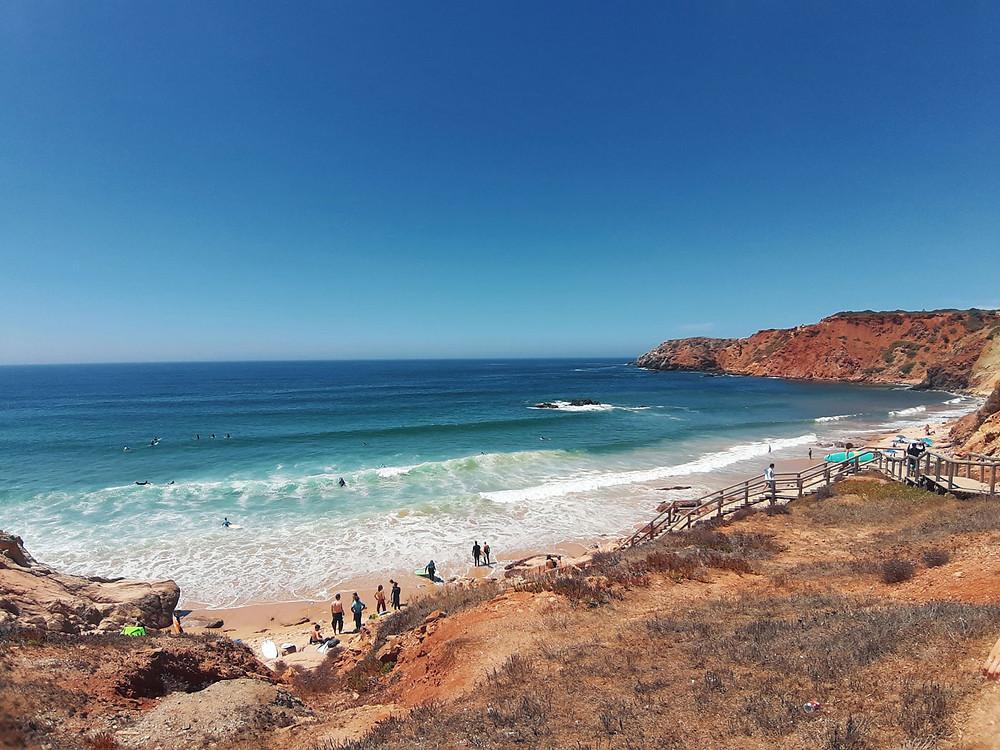 Praia do Amado, Portugal