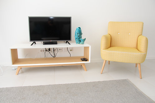Cais TV unit without draws