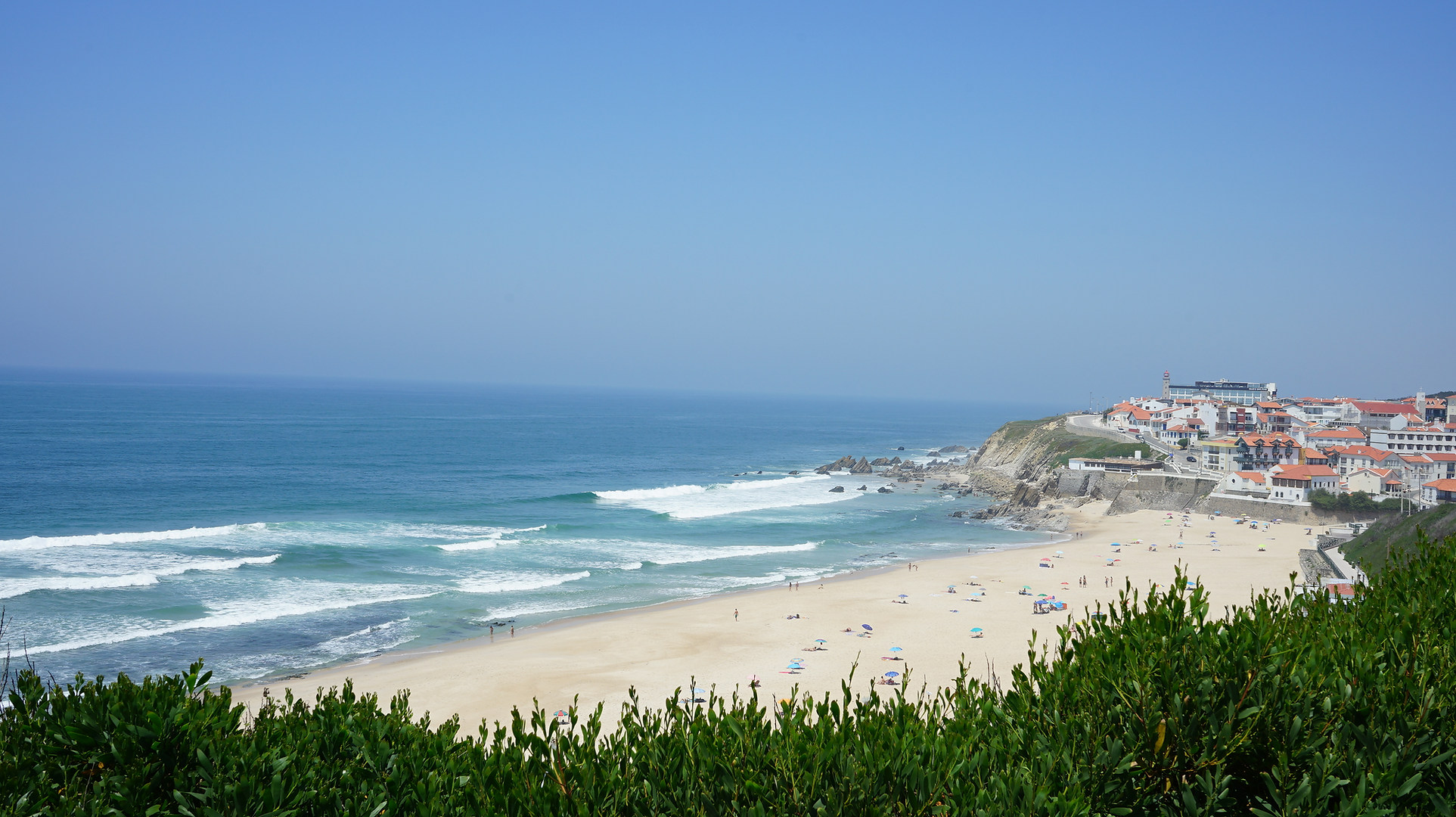 Sao Pedro de Moel Beach