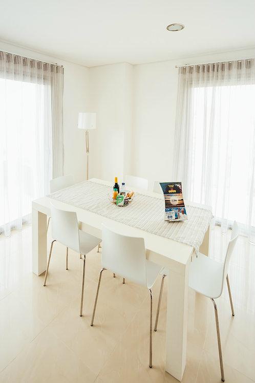 Douro rectangular dining table