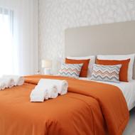 SCH - Bedrooms - Double - Orange