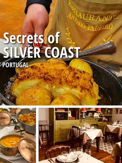 35 - António Padeiro, restaurant traditionnel portugais à Alcobaça