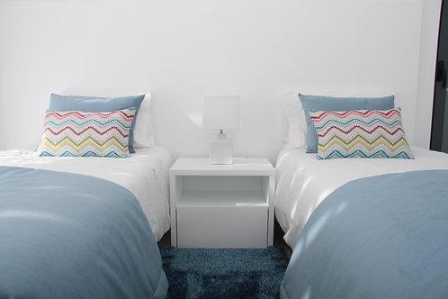 Plain White Headbaord - matt or shiny - Single beds