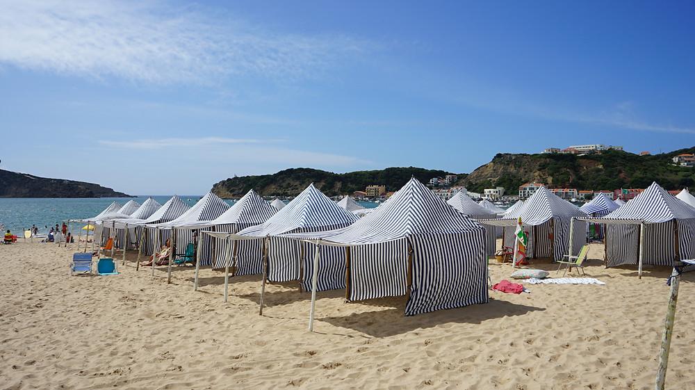 Sao Martinho do Porto is considered 'Portugal's Best Family Beach'