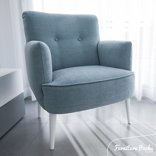 Sanmartin Armchair (large living room)