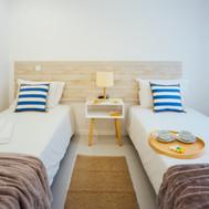 Headboard for single beds