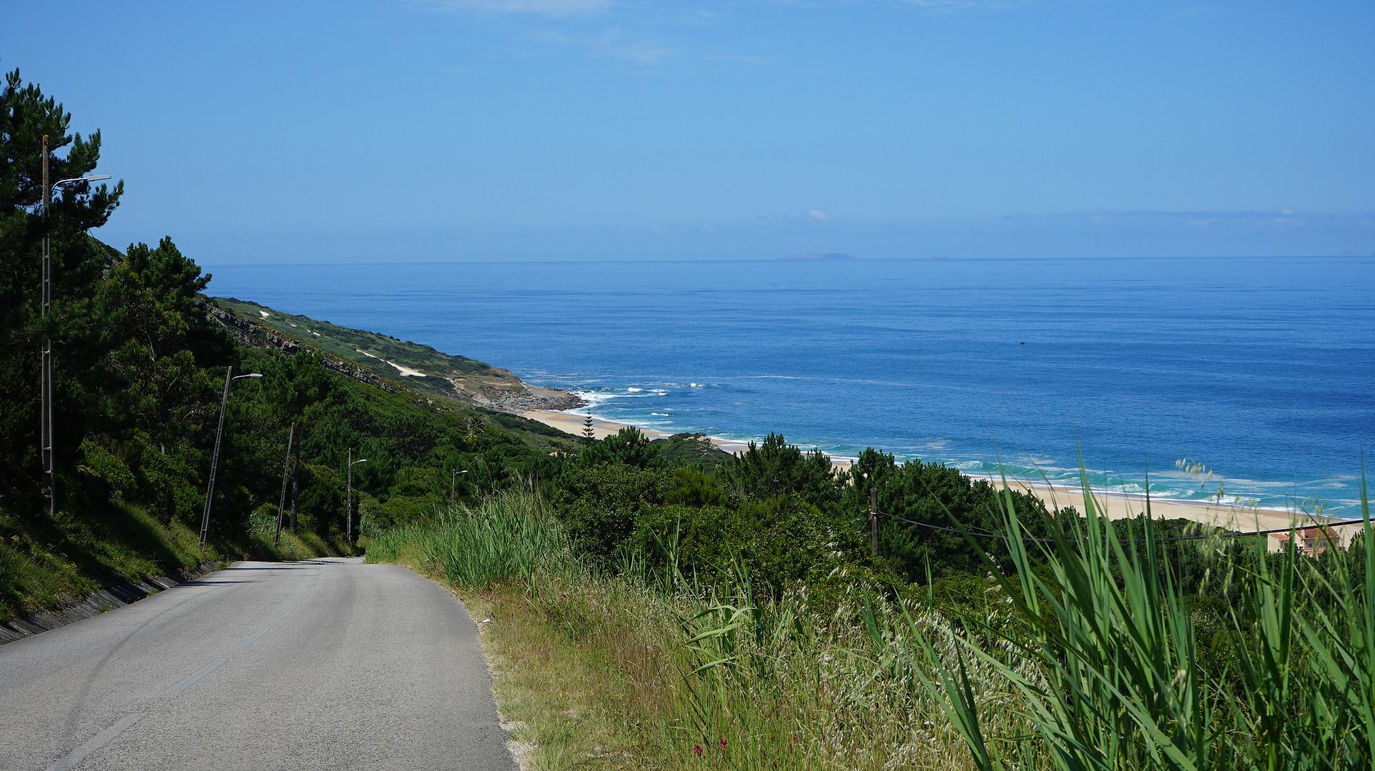 Serra da Pescaria Salgado Beach Portugal