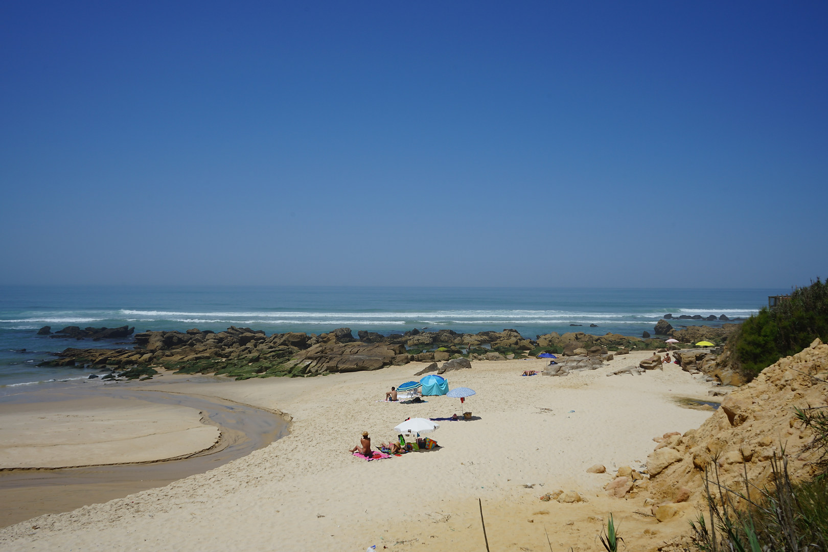 Paredes da Vitoria Beach