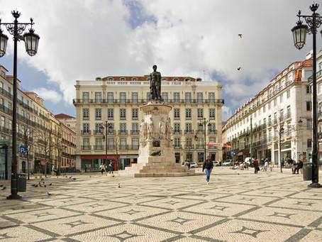 Portugese kasseien - Kunst onder je voeten