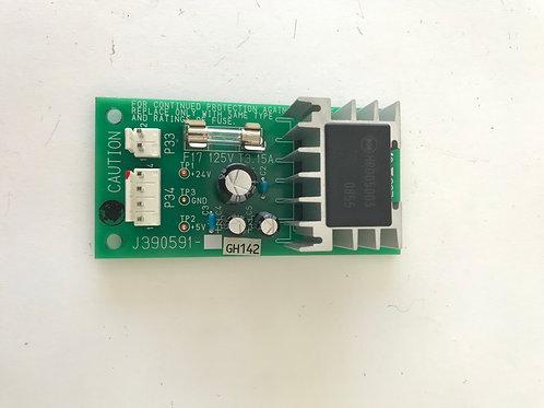J390591-00 Power Supply PCB QSS29