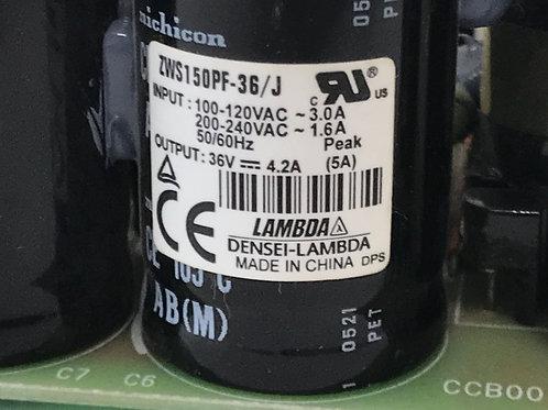 I038406 Power Supply ZWS150XX 36/J Densei-Lambda