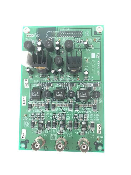 J390613-00 D/A Conversion PCB QSS31