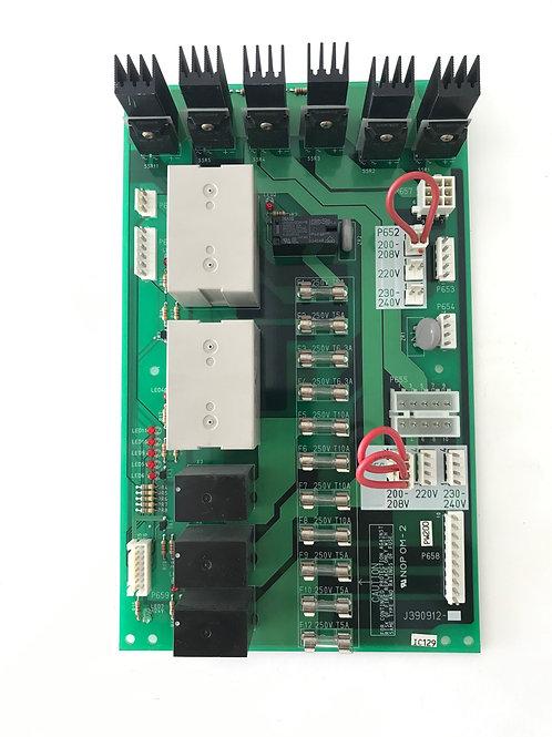 J390912-00 Processor Relay PCB QSS30