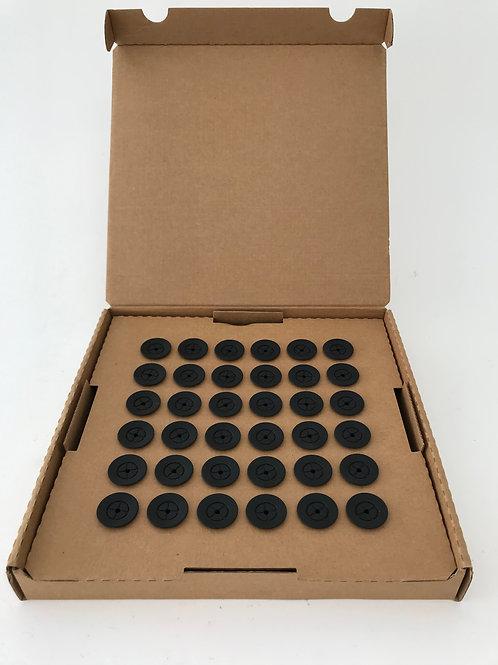 CA290-05010 Suction Cups Set 36 Indigo 5000