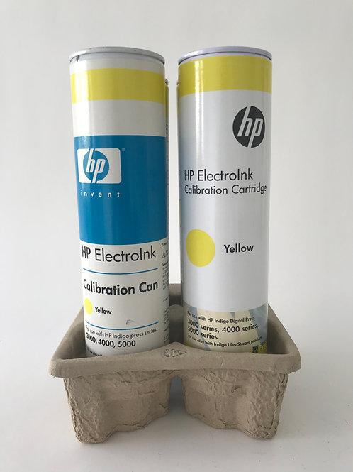 HP ElectroInk Calibration Cartridge Yellow