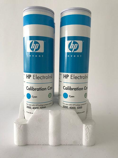 HP ElectroInk Calibration Cartridge Cyan