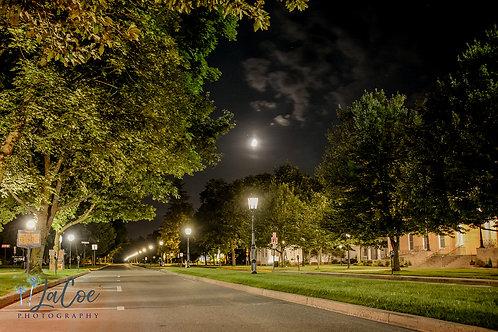 Moonlight Over Wellsboro
