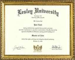 יעל עמית | MA מאוניברסיטת לסלי