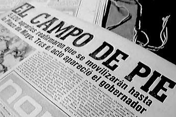El campo de pie documental sobre las organizaciones y movimientos rurales en el Nordeste Argentino Ligas Agrarias