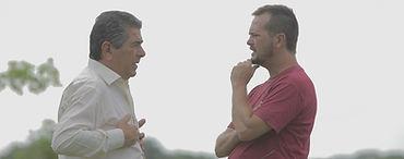 Ricardo Scofano bandoneonista bandoneón de Ernesto Montiel Grupo Integración Trío Corrientes sobreviviente de la tragedia de Bella Vista el 8 de setiembre de 1989 con el director Marcel Czombos de Koldra productora audiovisual documental completo