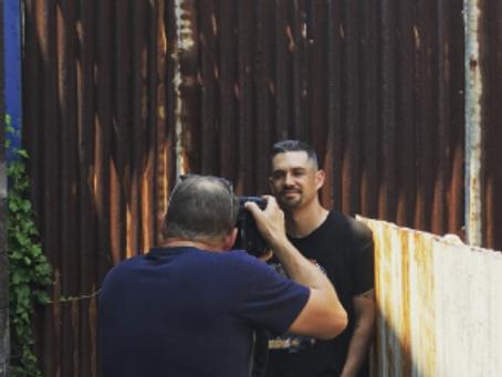 Damien Linnane featured in Newcastle Weekly