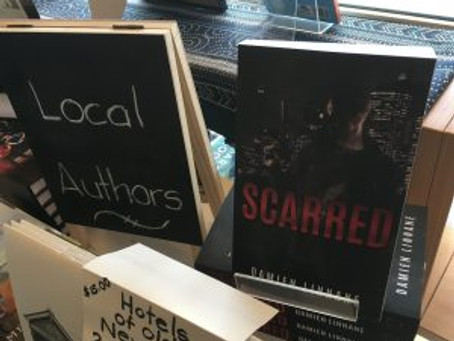 Scarred officially released
